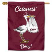 EKU Colonels New Baby Banner