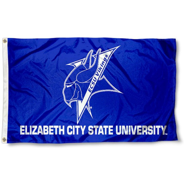 Elizabeth City State Flag