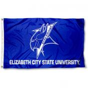 Elizabeth City State Flag