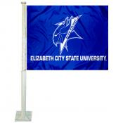 Elizabeth City State Vikings Car Flag