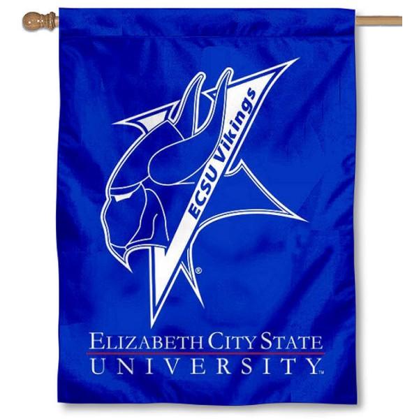 Elizabeth City State Vikings House Flag