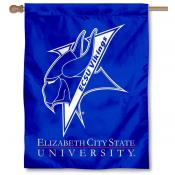 Elizabeth City State Vikings House Flag