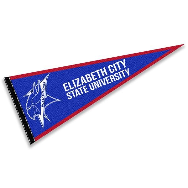 Elizabeth City State Vikings Pennant