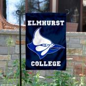 Elmhurst Bluejays Garden Flag