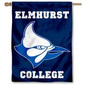 Elmhurst College House Flag