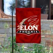 Elon Phoenix Garden Flag