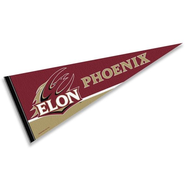 Elon Phoenix Pennant