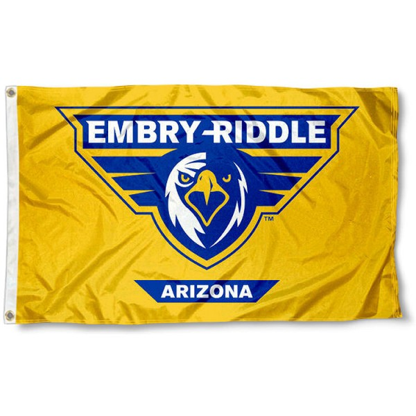 Embry Riddle Aeronautical University Flag