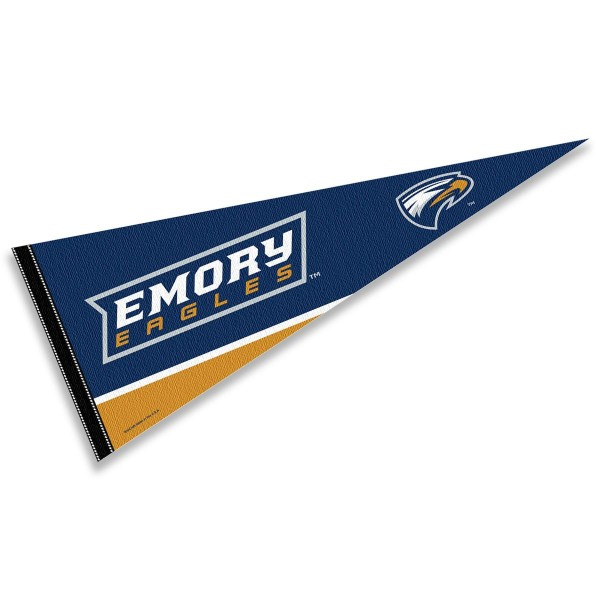 Emory Eagles Pennant