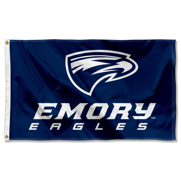 Emory University Eagles Outdoor 3x5 Foot Flag