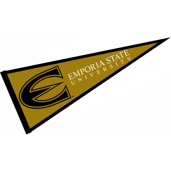Emporia State Hornets Pennant