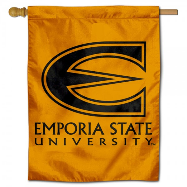 Emporia State University House Flag