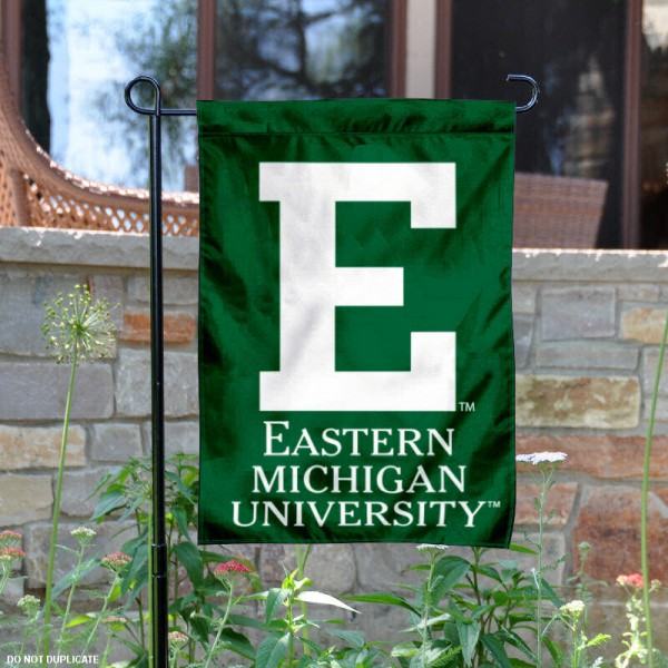 EMU Eagles Garden Flag