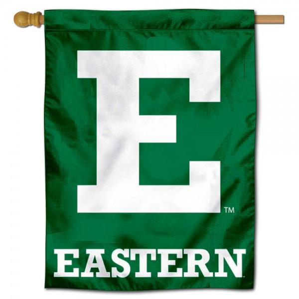 EMU Eagles House Flag