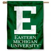 EMU Eagles House Flag