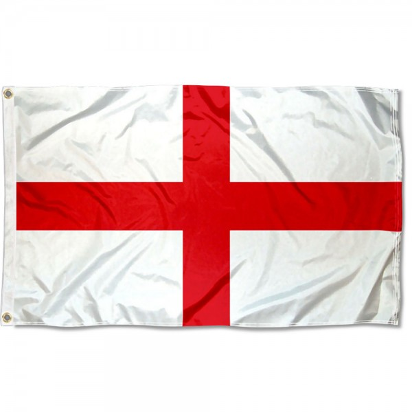 England Country 3x5 Polyester Flag