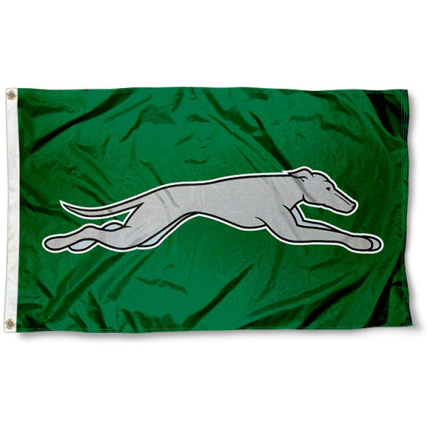ENMU Greyhounds 3x5 Foot Pole Flag