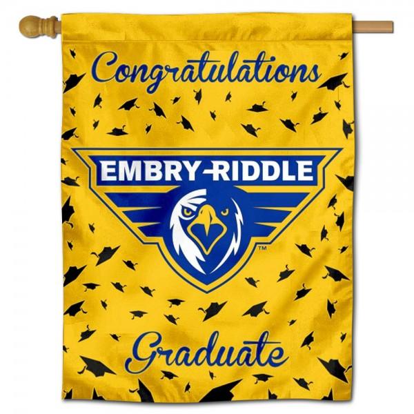ERAU Eagles Graduation Banner