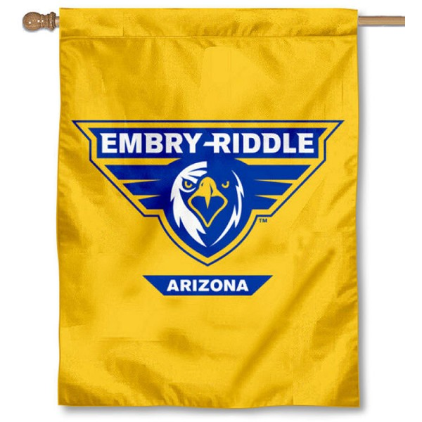 ERAU Eagles House Flag