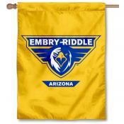 ERAU Eagles House Flag