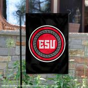 ESU Warriors Garden Flag