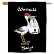 ESU Warriors New Baby Banner