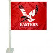 EWU Eagles Car Flag