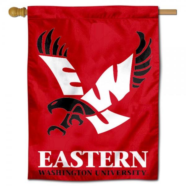 EWU Eagles House Flag