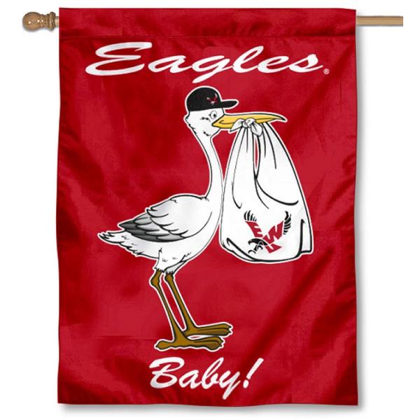 EWU Eagles New Baby Banner