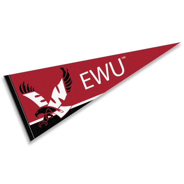 EWU Eagles Pennant