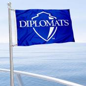 F&M Diplomats Boat Nautical Flag