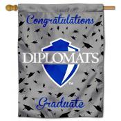 F&M Diplomats Graduation Banner