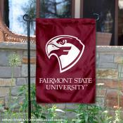 Fairmont State Fighting Falcons Garden Flag