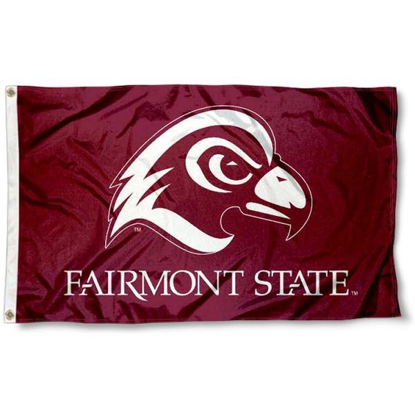 Fairmont State Flag