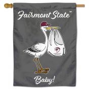 Fairmont State New Baby Banner