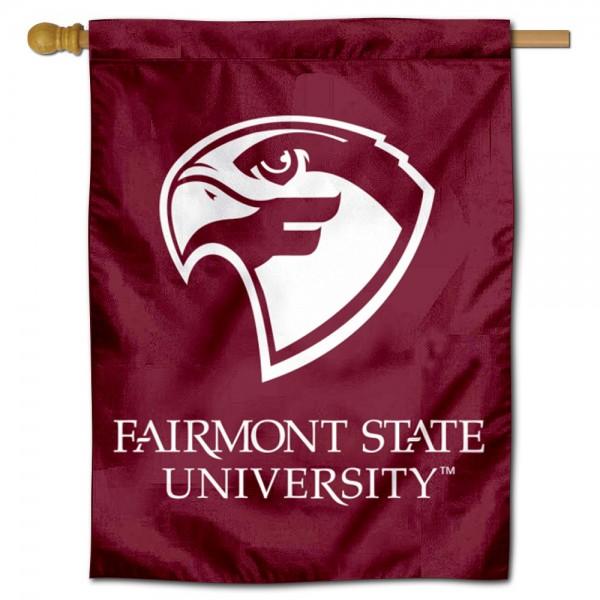 Fairmont State University House Flag