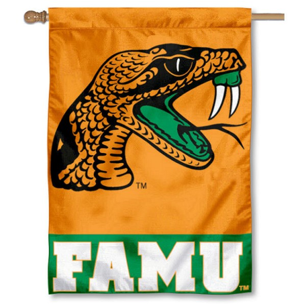 FAMU Rattlers House Flag