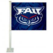 FAU Owls Car Flag