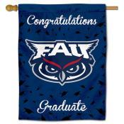 FAU Owls Graduation Banner