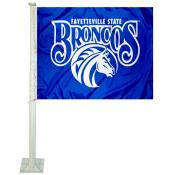 Fayetteville State Broncos Car Flag