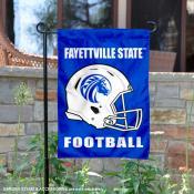 Fayetteville State Broncos Football Garden Flag