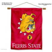 Ferris State Bulldogs Wall Hanging