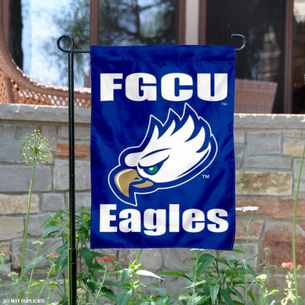FGCU Eagles Garden Flag