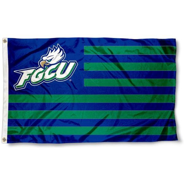 FGCU Eagles Nation Flag