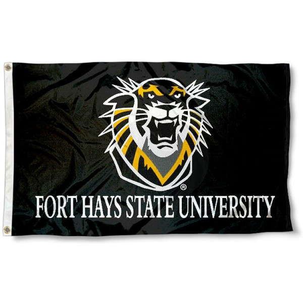 FHSU Tigers Flag