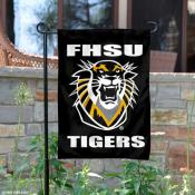 FHSU Tigers Garden Flag
