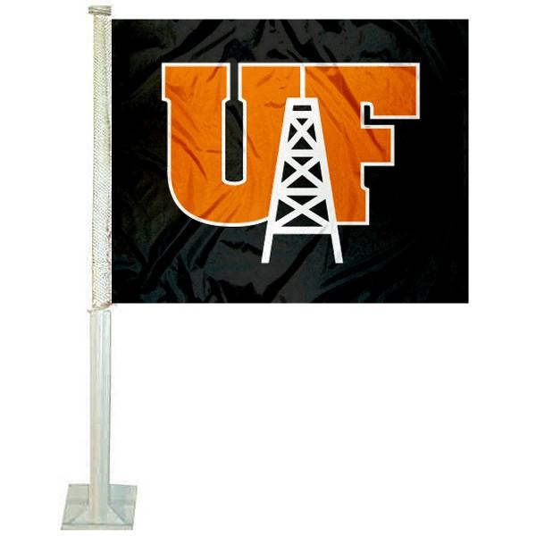 Findlay Oilers Car Flag