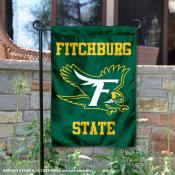 Fitchburg State University Garden Flag