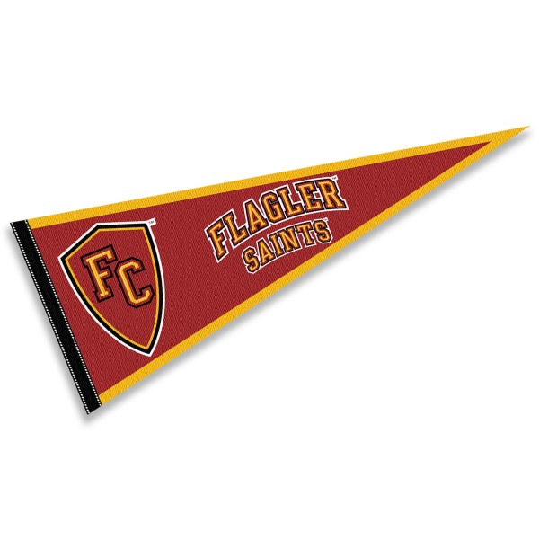 Flagler Saints Pennant