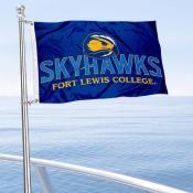 FLC Skyhawks Boat Nautical Flag